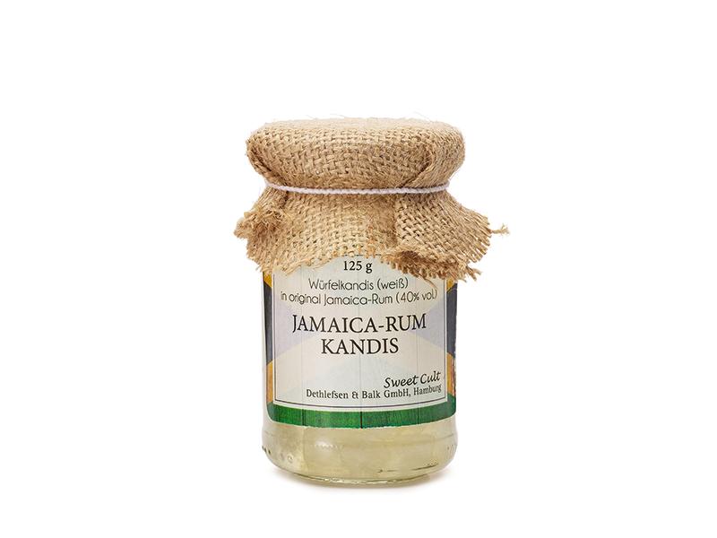 Kandis in Jamaica-Rum
