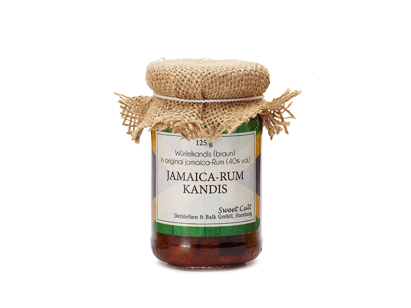 Kandis in Jamaica-Rum- braun